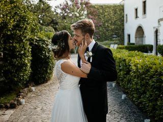 O casamento de Raquel e Joshua