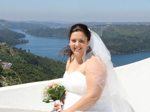 O casamento de André e Carla em Fontes, Abrantes 6
