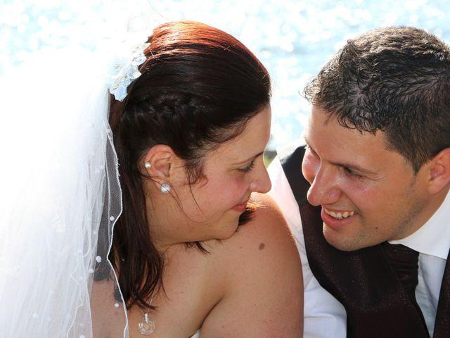 O casamento de André e Carla em Fontes, Abrantes 1