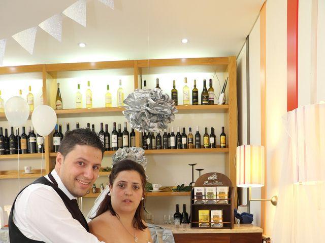 O casamento de André e Carla em Fontes, Abrantes 10