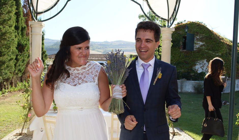 O casamento de Bruno e Maria em Sobral de Monte Agraço, Sobral de Monte Agraço