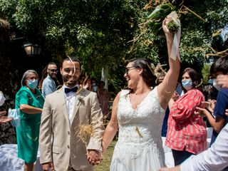 O casamento de Liliana e Alexandre