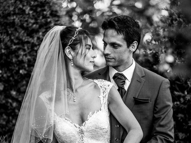 O casamento de Yuri e Wilfried