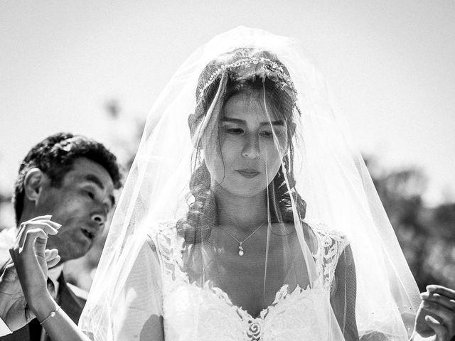 O casamento de Wilfried e Yuri em Tentúgal, Montemor-o-Velho 10
