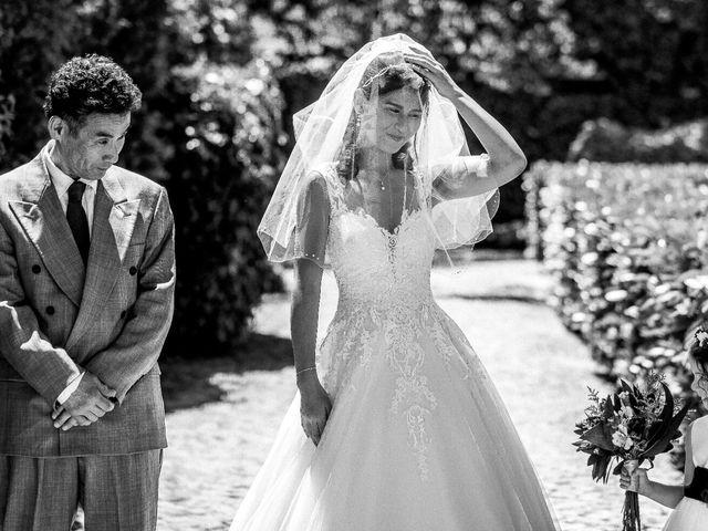 O casamento de Wilfried e Yuri em Tentúgal, Montemor-o-Velho 1