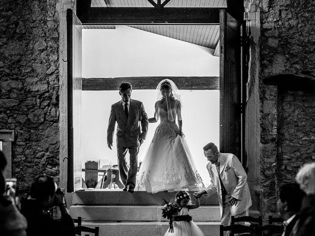 O casamento de Wilfried e Yuri em Tentúgal, Montemor-o-Velho 12