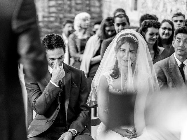 O casamento de Wilfried e Yuri em Tentúgal, Montemor-o-Velho 14
