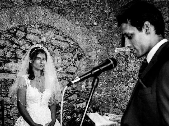 O casamento de Wilfried e Yuri em Tentúgal, Montemor-o-Velho 17
