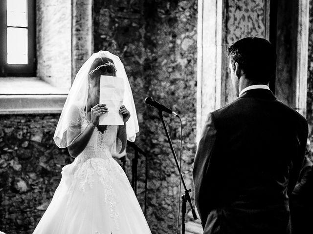 O casamento de Wilfried e Yuri em Tentúgal, Montemor-o-Velho 18