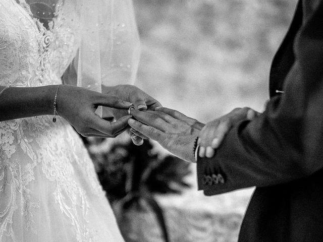 O casamento de Wilfried e Yuri em Tentúgal, Montemor-o-Velho 19