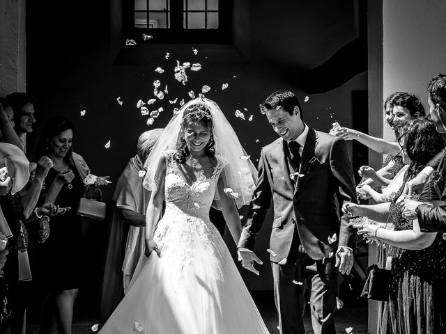 O casamento de Wilfried e Yuri em Tentúgal, Montemor-o-Velho 24