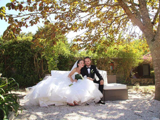 O casamento de Catarina e Jérémy