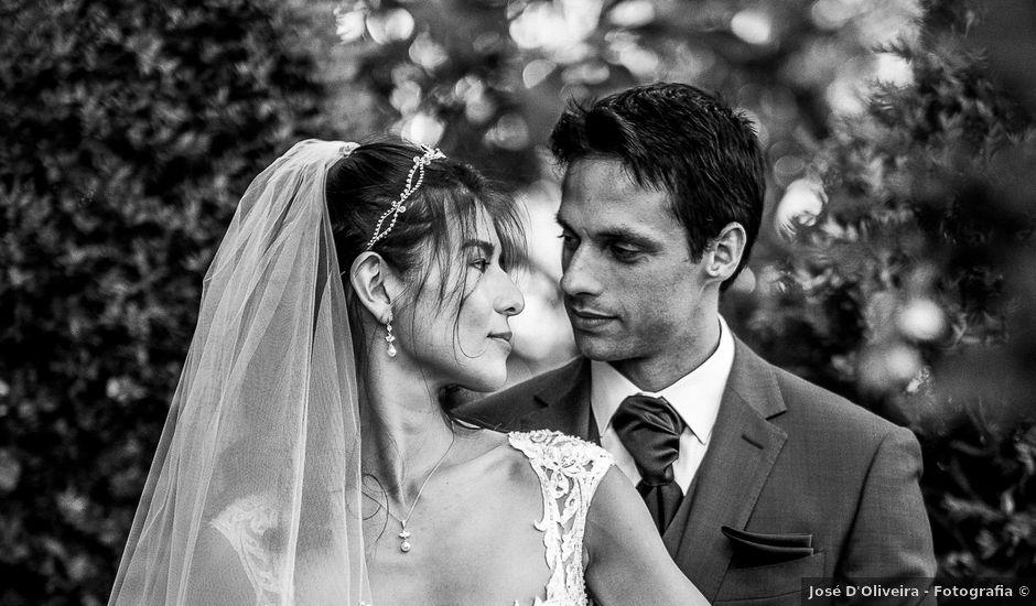 O casamento de Wilfried e Yuri em Tentúgal, Montemor-o-Velho