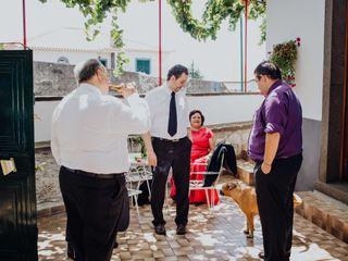 O casamento de Sandra e Carlos 2