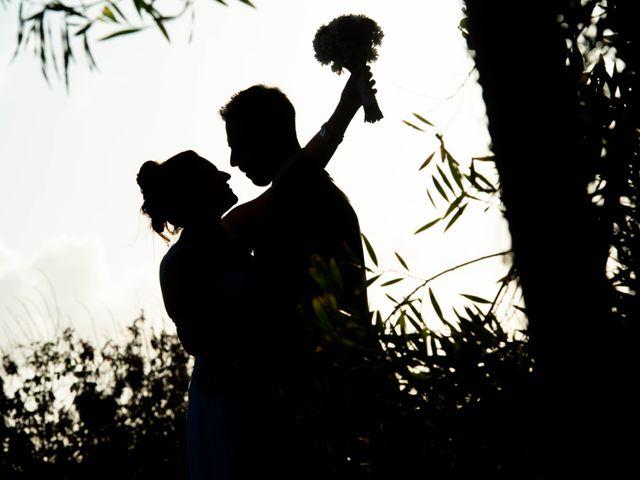 O casamento de Bruno e Ana em Ericeira, Mafra 1