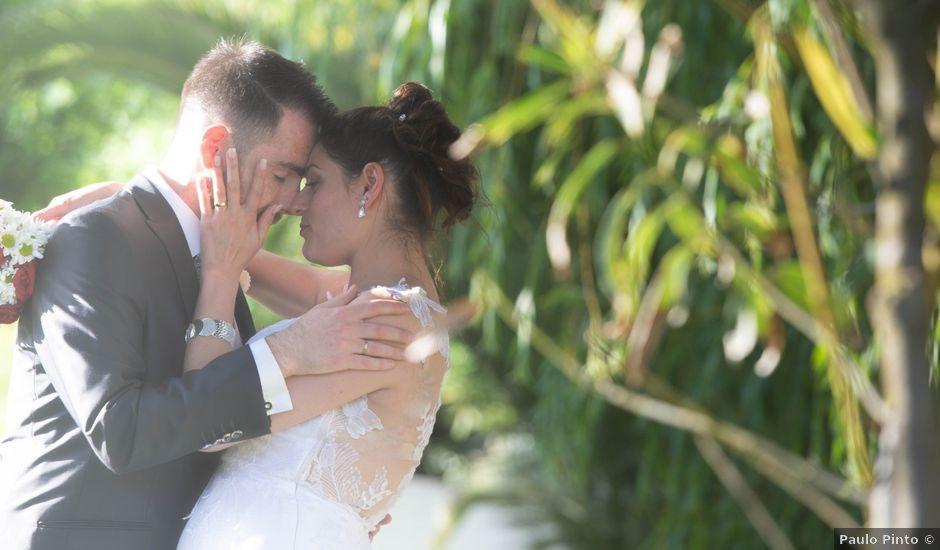 O casamento de Bruno e Ana em Ericeira, Mafra