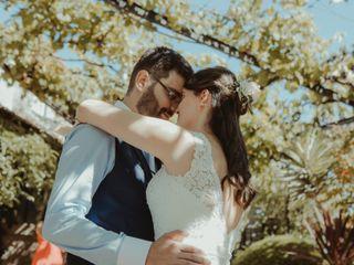 O casamento de Susana e Samuel