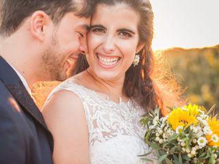 O casamento de Mafalda e Rafael