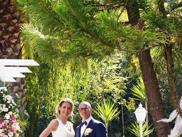 O casamento de Pedro e Daniela em Almornos, Sintra 54