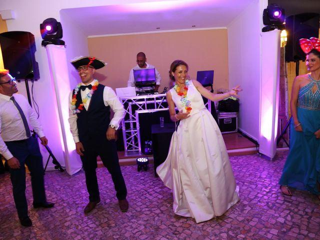 O casamento de Pedro e Daniela em Almornos, Sintra 56