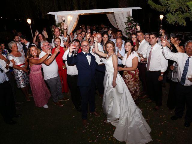O casamento de Pedro e Daniela em Almornos, Sintra 67