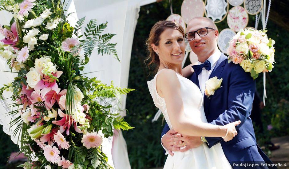 O casamento de Pedro e Daniela em Almornos, Sintra