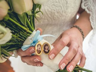 O casamento de Sílvia e Miguel 1