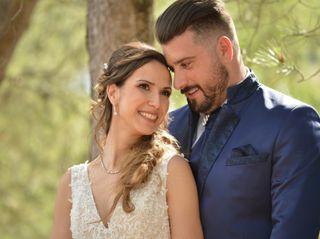 O casamento de Cátia e David