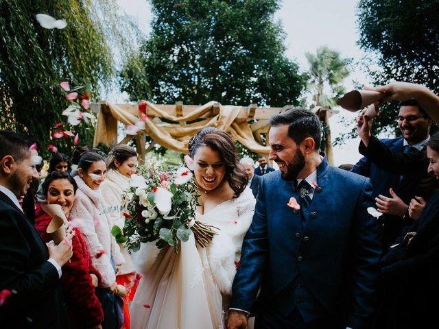 O casamento de Daniel e Johanna