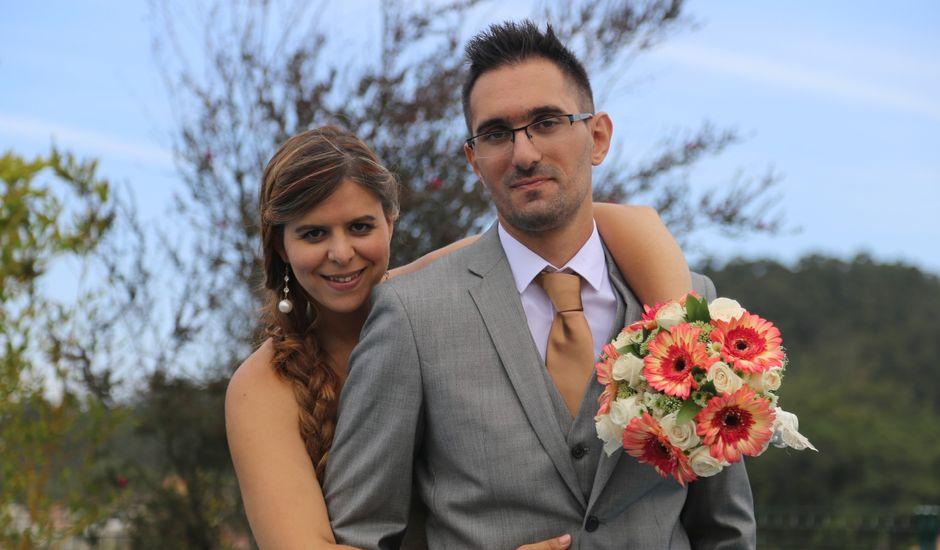 O casamento de João e Marina em Vale de Lobos, Sintra