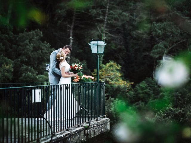 O casamento de Anna e Eli