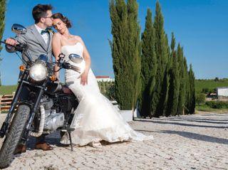 O casamento de Dulce e Tiago
