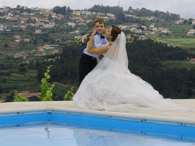 O casamento de Fábio e Diana  em Castelo de Paiva, Castelo de Paiva 5