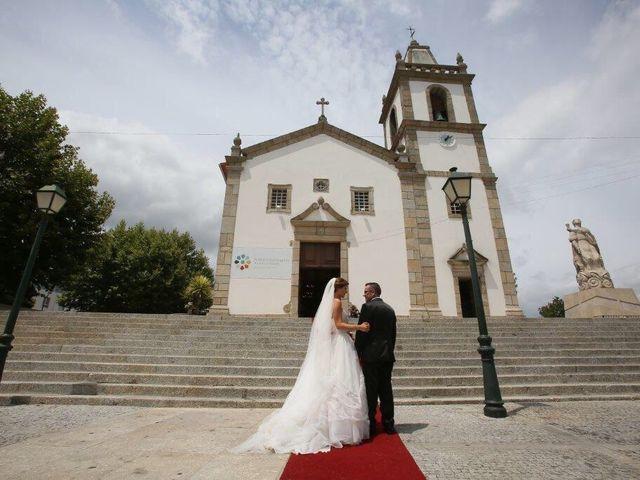 O casamento de Fábio e Diana  em Castelo de Paiva, Castelo de Paiva 11