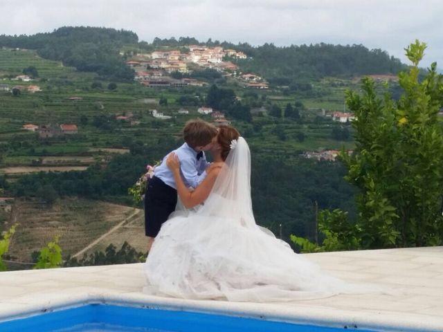 O casamento de Fábio e Diana  em Castelo de Paiva, Castelo de Paiva 4