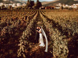 O casamento de Patricia e Nuno