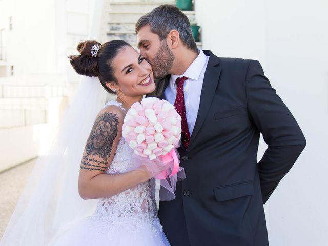 O casamento de Filipe e Mafalda em Sítio da Nazaré, Nazaré 19