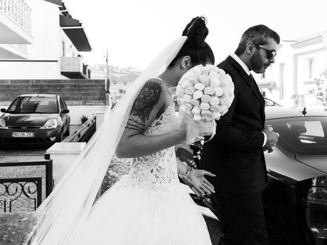 O casamento de Filipe e Mafalda em Sítio da Nazaré, Nazaré 20