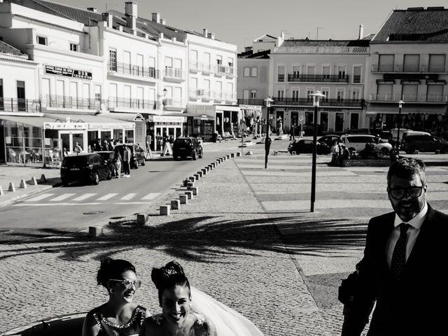 O casamento de Filipe e Mafalda em Sítio da Nazaré, Nazaré 22