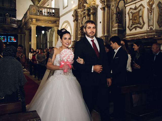 O casamento de Filipe e Mafalda em Sítio da Nazaré, Nazaré 24