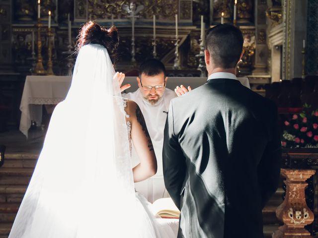 O casamento de Filipe e Mafalda em Sítio da Nazaré, Nazaré 26