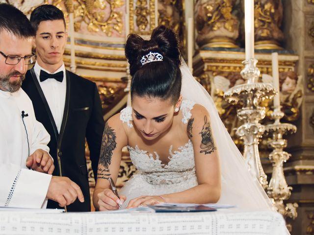 O casamento de Filipe e Mafalda em Sítio da Nazaré, Nazaré 35