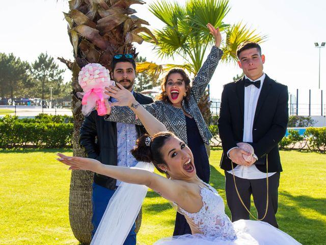 O casamento de Filipe e Mafalda em Sítio da Nazaré, Nazaré 39