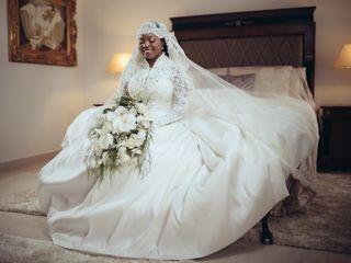 O casamento de Zuraima e Macongo 2