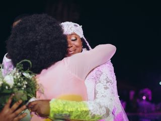 O casamento de Zuraima e Macongo