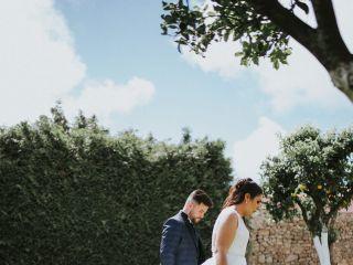 O casamento de Ana  e Joel 1