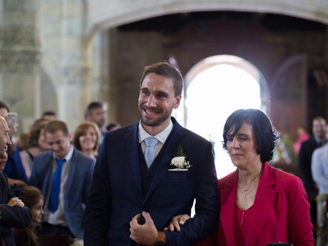 O casamento de Tito e Tania em Azurara, Vila do Conde 10