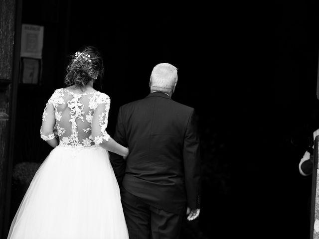 O casamento de Tito e Tania em Azurara, Vila do Conde 11