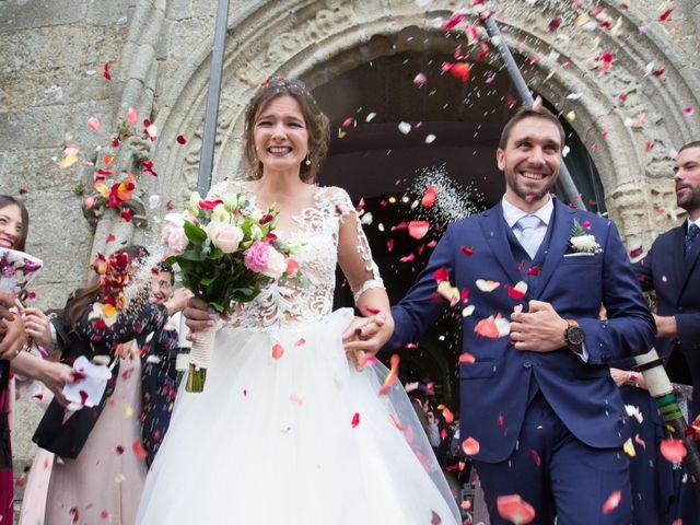 O casamento de Tito e Tania em Azurara, Vila do Conde 13