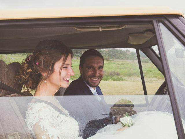 O casamento de Tito e Tania em Azurara, Vila do Conde 14